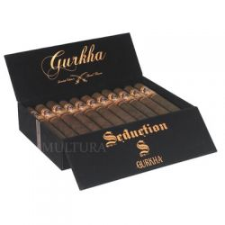 Gurkha Seduction Robusto коробка (20 шт.)